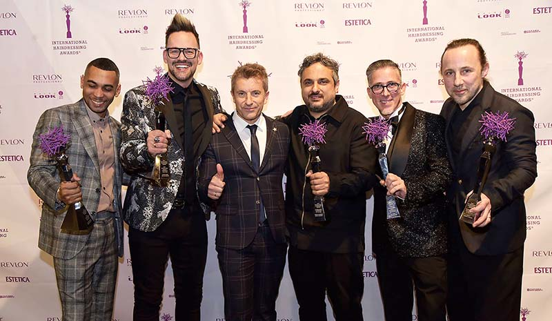 ASÍ HEMOS VIVIDO LOS INTERNATIONAL HAIRDRESSING AWARDS