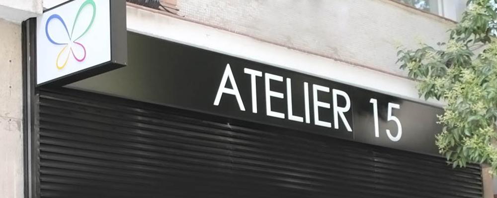 Salón de belleza y peluquería Atelier 15 - 3
