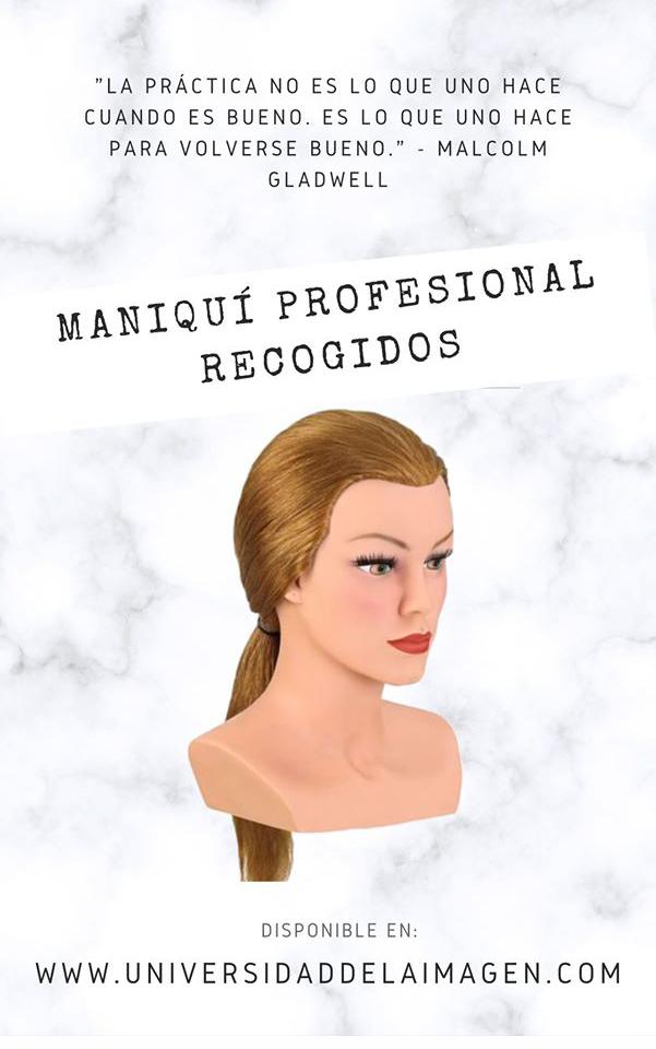 maniquí profesional